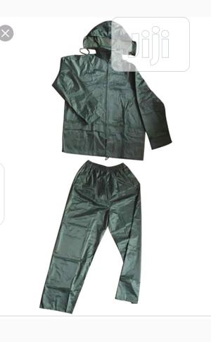 Best Quality Rain Cost Jacket And Trouser   Clothing for sale in Lagos State, Lagos Island (Eko)