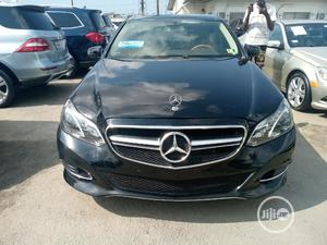Mercedes-Benz E350 2014 Black | Cars for sale in Lagos State, Apapa