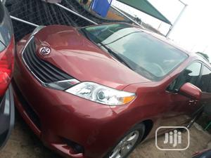 Toyota Sienna 2012 LE 7 Passenger Mobility Red | Cars for sale in Lagos State, Amuwo-Odofin