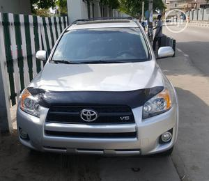 Toyota RAV4 2008 Limited V6 Silver   Cars for sale in Lagos State, Lagos Island (Eko)