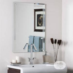 Plain Square Mirror Toilet and Bathroom   Home Accessories for sale in Lagos State, Surulere