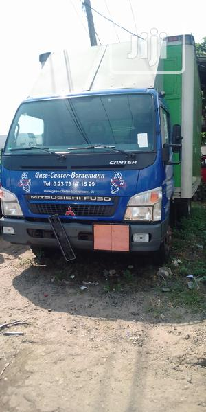 Mitsubishi Fuso 2007 Blue | Trucks & Trailers for sale in Lagos State, Apapa