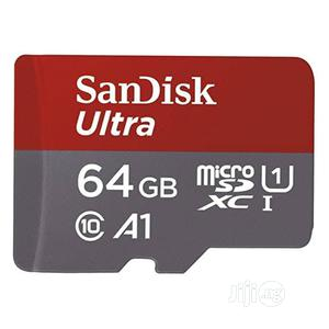 Original Sandisk 64gb Memory Card | Accessories for Mobile Phones & Tablets for sale in Lagos State, Gbagada
