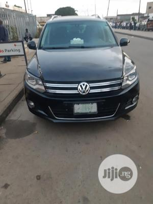 Volkswagen Touareg 2014 Black   Cars for sale in Lagos State, Surulere