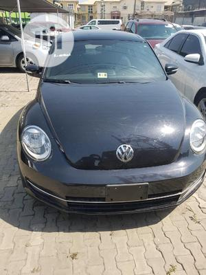 Volkswagen Beetle 2012 2.5 Automatic Black | Cars for sale in Lagos State, Lekki