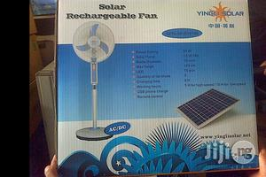 Solar Rechargeable Fan | Solar Energy for sale in Lagos State, Ojo