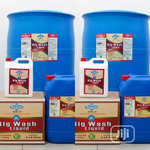 Industrial Liquid Wash (Rig Wash)   Manufacturing Materials for sale in Rivers State, Port-Harcourt