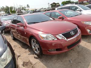 Lexus GS 2009 Red   Cars for sale in Lagos State, Amuwo-Odofin