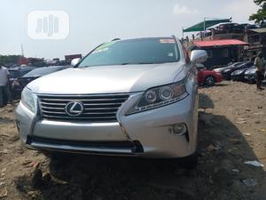 Lexus RX 2013 350 FWD Silver | Cars for sale in Lagos State, Apapa