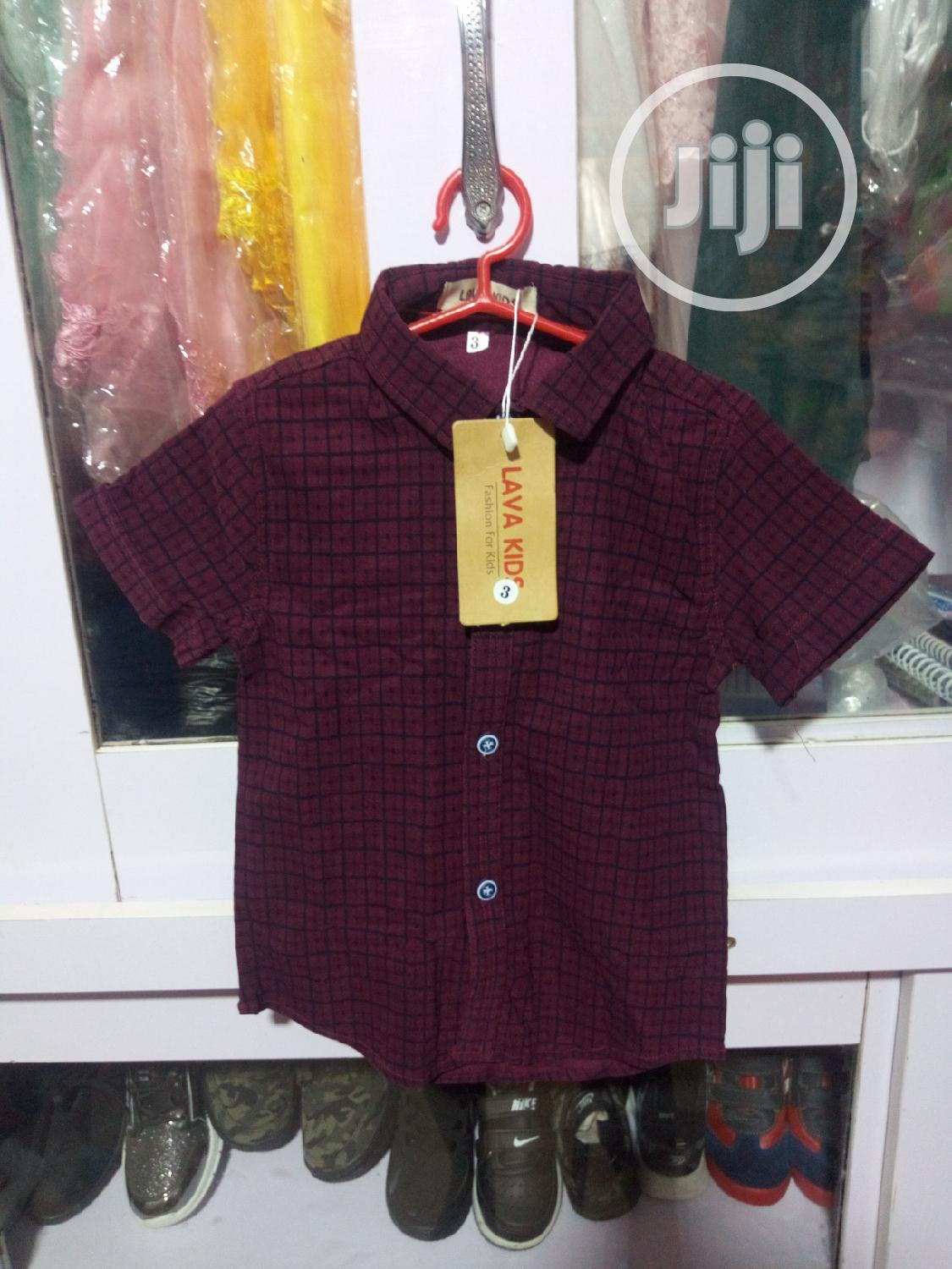 Baby Boy Shirts | Children's Clothing for sale in Kubwa, Abuja (FCT) State, Nigeria