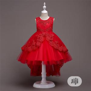 Cute Children Ball Gown Upto 7 Years Size | Children's Clothing for sale in Lagos State, Amuwo-Odofin