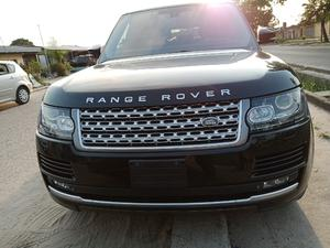 Land Rover Range Rover Vogue 2015 Black | Cars for sale in Lagos State, Amuwo-Odofin