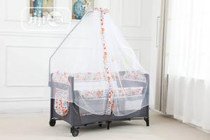 Baby Cot With Mosquito Net | Children's Furniture for sale in Lagos State, Alimosho