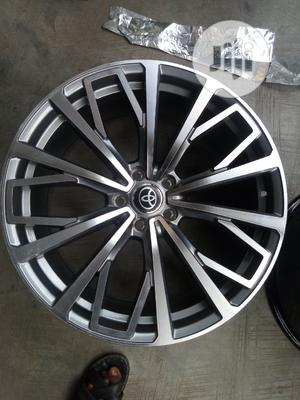 20 Rim For Toyota Mercedes Benz Nissan Honder Etc   Vehicle Parts & Accessories for sale in Lagos State, Mushin