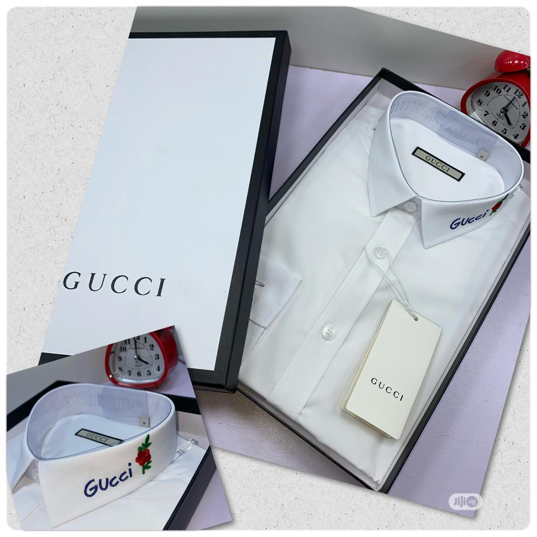 Archive: Gucci Shirts For Unique Men