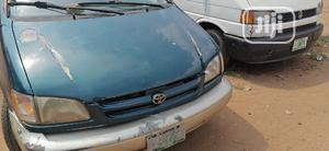 Toyota Sienna 1999 Green | Cars for sale in Lagos State, Ikorodu
