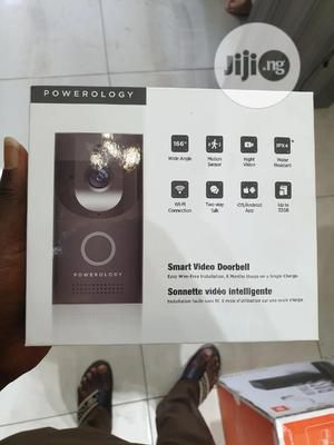 Powerology Smart Video Doorbell | Home Appliances for sale in Abuja (FCT) State, Wuse 2
