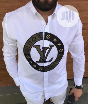 Louis Vuitton Luxury Men Shirts | Clothing for sale in Lagos State, Lagos Island (Eko)