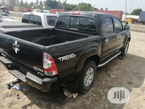 Toyota Tacoma 2006 PreRunner Access Cab Black   Cars for sale in Lagos State, Apapa