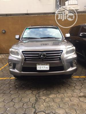 Lexus LX 2010 570 Gray | Cars for sale in Lagos State, Ikoyi