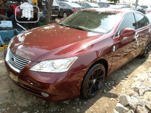 Lexus ES 2007 Red | Cars for sale in Lagos State, Apapa