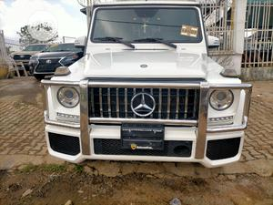 Mercedes-Benz G-Class 2015 White | Cars for sale in Lagos State, Ikeja