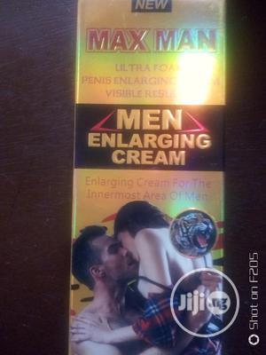 Max Man Penis Enlargement Cream   Sexual Wellness for sale in Delta State, Warri