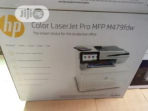 HP Color Laserjet Pro MFP M479fdw | Printers & Scanners for sale in Lagos State, Ikeja