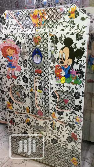 Character Fashion Wooden Wardrobe | Children's Furniture for sale in Lagos State, Ajah