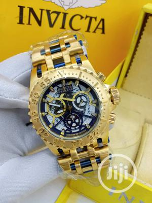 Invicta Fashion Wrist Watch   Watches for sale in Lagos State, Apapa
