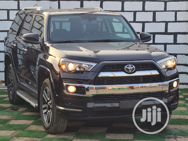 Toyota 4-Runner 2016 Black | Cars for sale in Ikeja, Lagos State, Nigeria