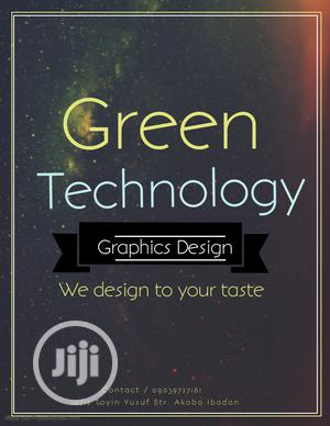 Graphics Design | Computer & IT Services for sale in Oyo State, Ibadan