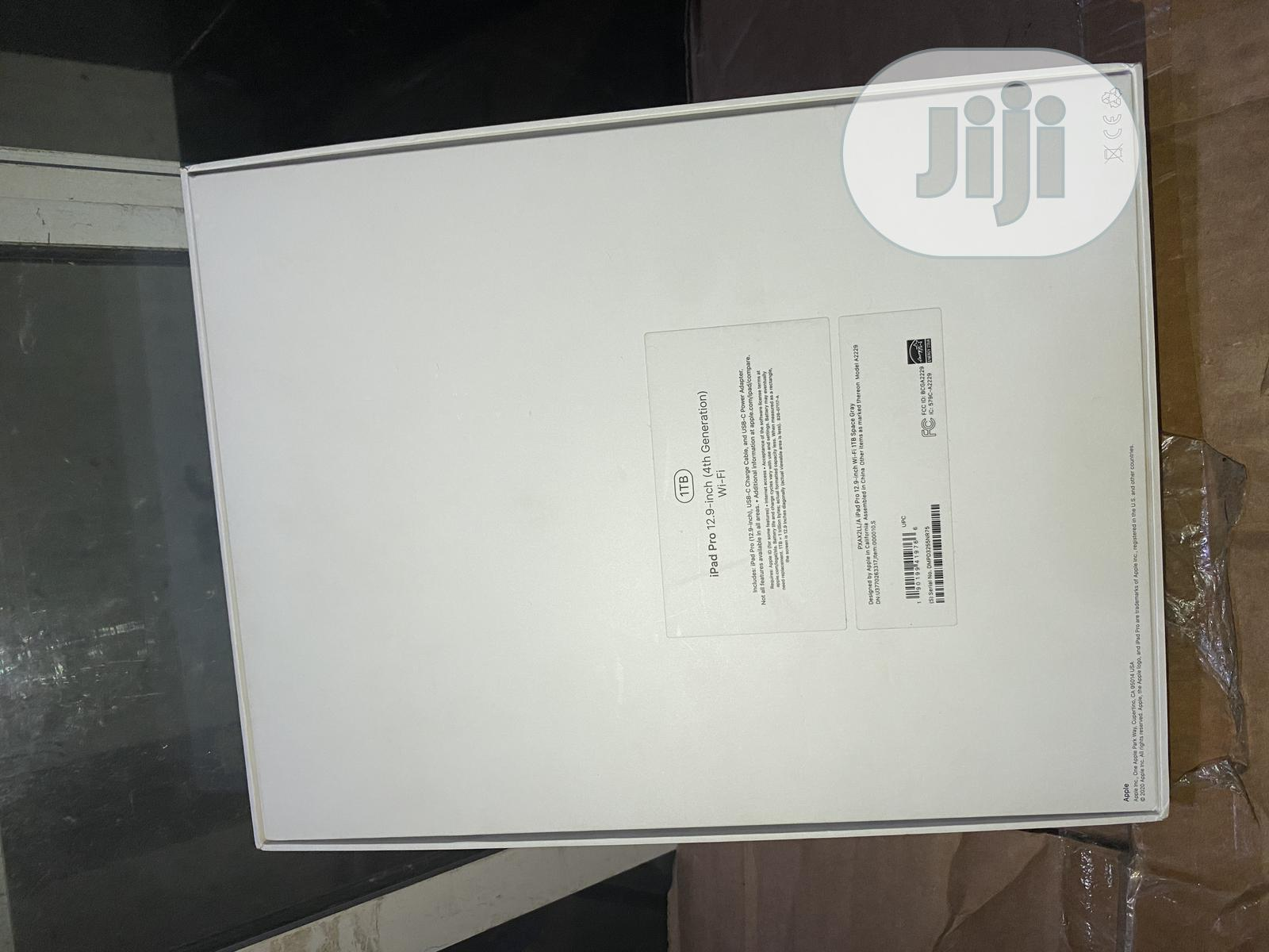New Apple iPad Pro 12.9 (2020) 512 GB   Tablets for sale in Lekki, Lagos State, Nigeria
