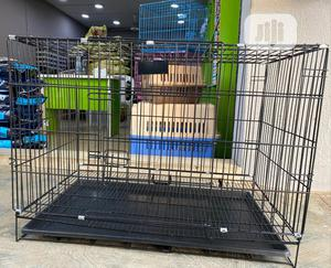Collapsible Pet Dog Cage | Pet's Accessories for sale in Abuja (FCT) State, Kubwa
