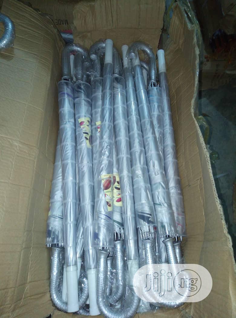 Cartons Of Umbrella