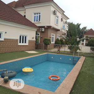 Furnished 7bdrm Duplex in Sahara Home Security, Gwarinpa for Sale | Houses & Apartments For Sale for sale in Abuja (FCT) State, Gwarinpa