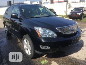 Lexus RX 2006 330 AWD Black   Cars for sale in Lagos State, Surulere