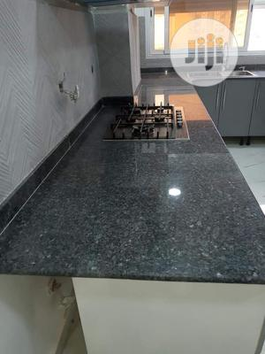 Cabinets Tops Marbles And Granite Slabs, Black Galaxy Slab | Building Materials for sale in Lagos State, Orile