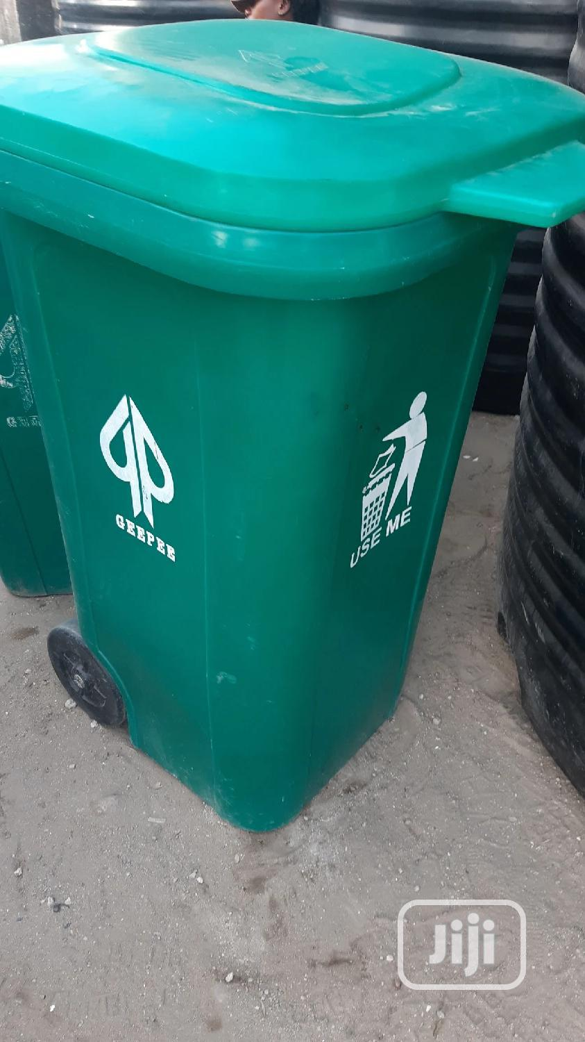 Quality Waste Bin For Homes And Hotels | Garden for sale in Orile, Lagos State, Nigeria