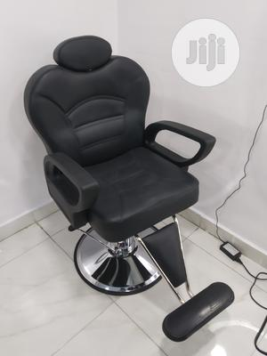 Quality Barber Chair With Headrest | Salon Equipment for sale in Lagos State, Yaba