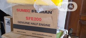 Original Sumec Half Engine | Electrical Equipment for sale in Rivers State, Port-Harcourt
