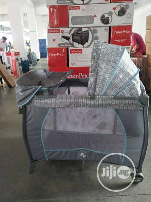 Fisher Price Playard Zooper -baby Cot | Children's Gear & Safety for sale in Lagos State, Alimosho