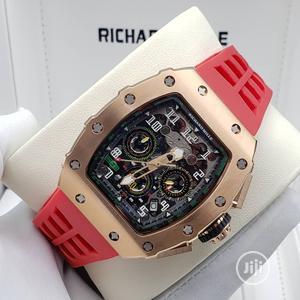 Richard Miller Rubber Watch | Watches for sale in Lagos State, Lagos Island (Eko)