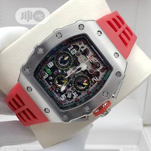 Richard Mille Rubber Watch | Watches for sale in Lagos State, Lagos Island (Eko)