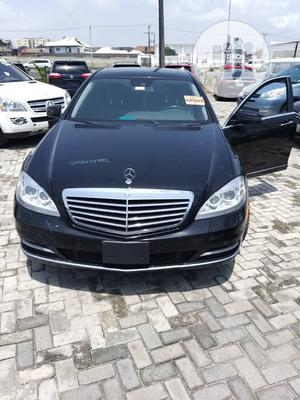 Mercedes-Benz S Class 2012 Black | Cars for sale in Lagos State, Lekki