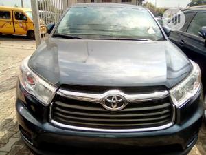 Toyota Highlander 2014 Blue | Cars for sale in Lagos State, Ikeja