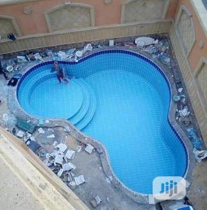 Swimming Pool and Water Fountain | Building & Trades Services for sale in Lagos State, Ajah