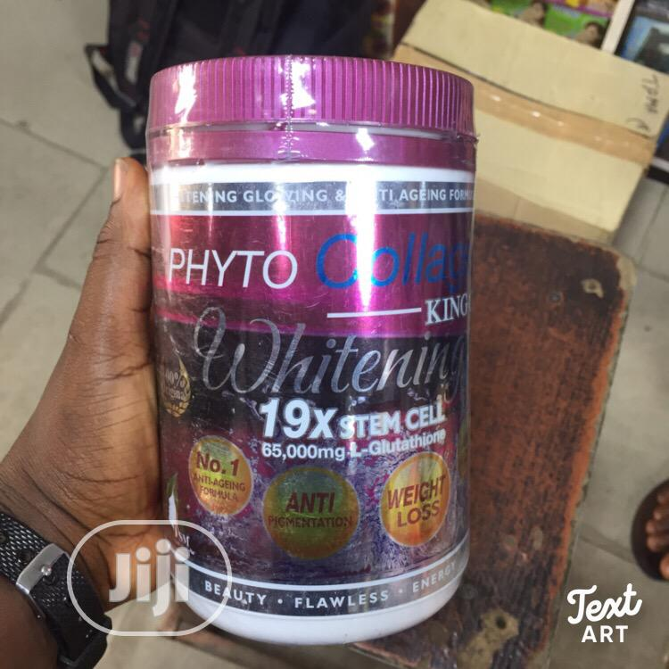 Phyto Collagen King of Whitening 19x Stemcell 65,000mg