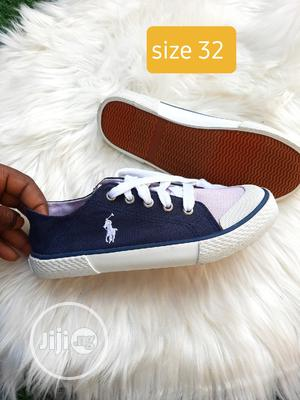 Brand New High Quality Kiddies Polo Sneakers | Children's Shoes for sale in Lagos State, Ikeja