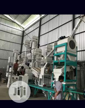 Rice Milling Plant [ What Capacity Are You Looking Into]   Farm Machinery & Equipment for sale in Abuja (FCT) State, Asokoro